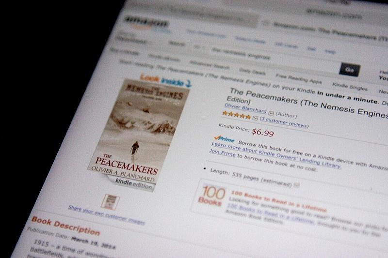 TNE1 Amazon Page