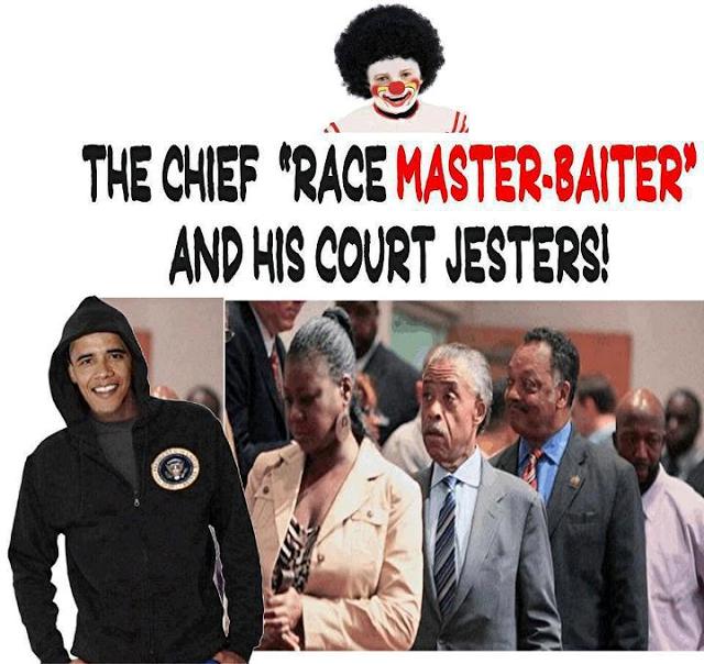 race master-baiter